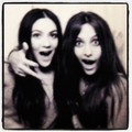 Isabelle and Michael Jackson's daughter Paris Jackson - isabelle-fuhrman photo