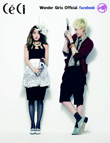 JJ Project for Ceci with WG's Yubin