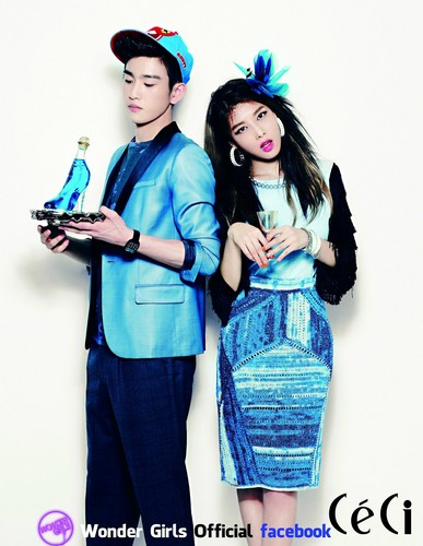 JJ Project for Ceci with WG's Yubin - jj-project Photo