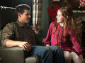 Jacob meets Renesmee - twilight-series photo