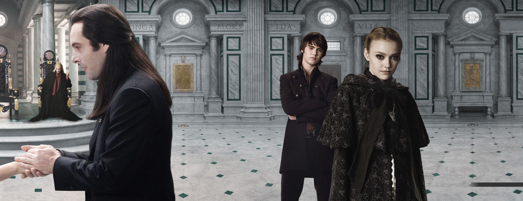 Alec And Jane Of The Volturi Images Jane Amp Alec Hd