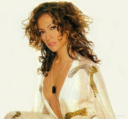 Jennifer Lopez 2002 photo shoot