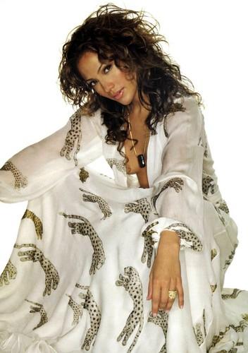 Jennifer Lopez 2002 bức ảnh shoot