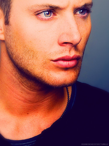 Jensen Ackles wallpaper probably with a portrait titled Jensen Ackles