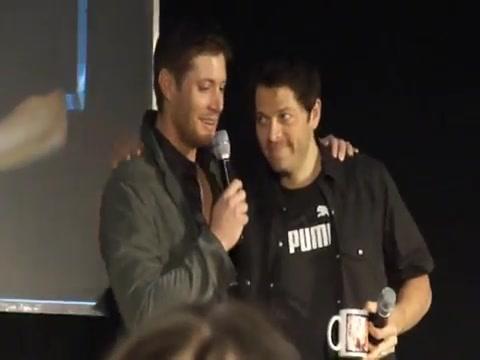 Jensen & Misha in JIB 2011