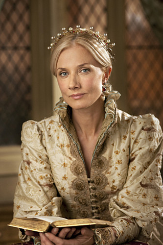 Tudor History wallpaper titled Joely Richardson as Catherine Parr