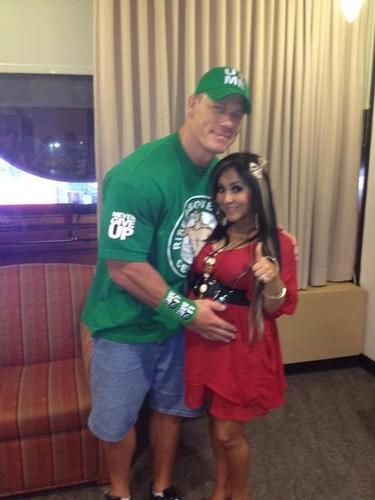 John Cena and Snooki