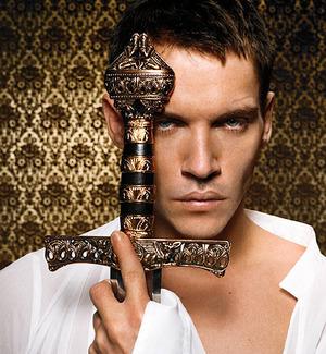 Jonathan Rhys Meyers as Henry VIII