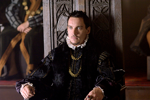 Jonathan Rhys Meyers as Henry VIII