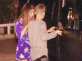 Justin & Selena Malibu, 2012 - justin-bieber-and-selena-gomez photo