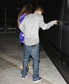 Justin & Selena Malibu, 2012