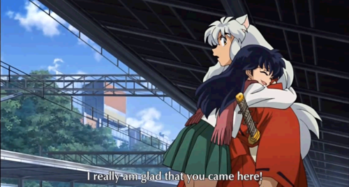Kagome X Inuyasha (so0 cute!)