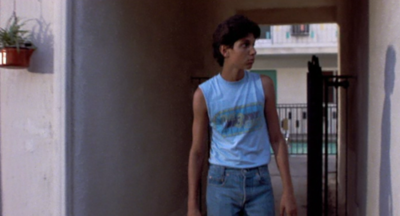 The Karate Kid wallpaper probably containing a living room and a window seat entitled Karate Kid I