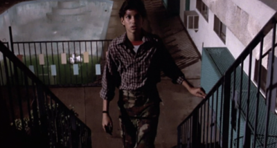 The Karate Kid wallpaper containing a street titled Karate Kid I