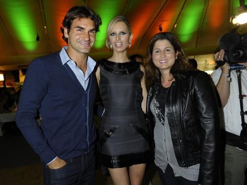Karolina Kurkova atau Mirka Federer ?