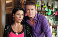 Kat and Alfie - eastenders photo