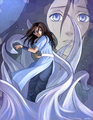 Katara - avatar-the-last-airbender fan art