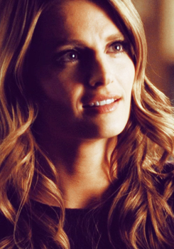 Kate Beckett پیپر وال with a portrait entitled Kate