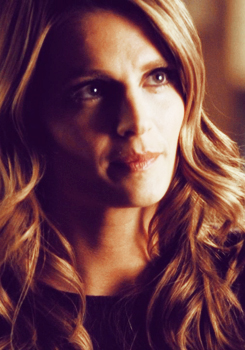 Kate Beckett wallpaper containing a portrait called Kate