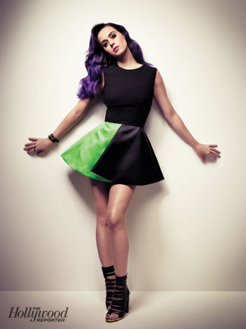 Katy Perry Photoshoot for the June 29 2012 Issue of The Hollywood Reporter