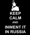 Keep Calm and... - sulu-and-chekov fan art