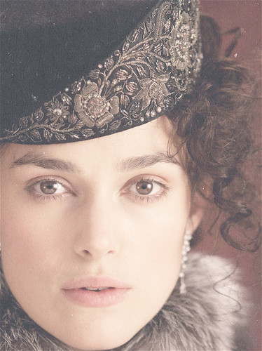 Keira Knightley wallpaper entitled Keira (Anna Karenina)