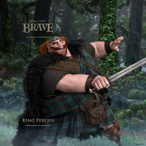 King Fergus
