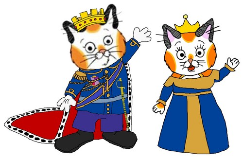 King Huckle and Queen Sally