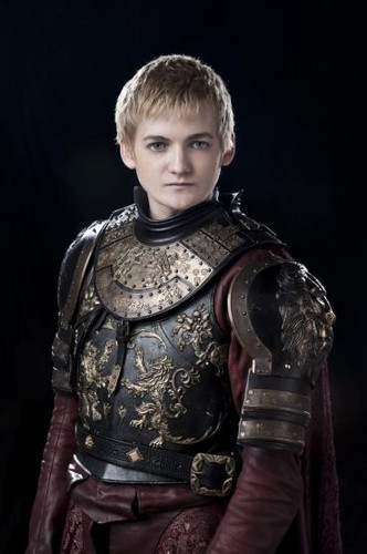 House Lannister wallpaper containing a breastplate, a fauld, and an armor plate entitled King Joffrey