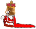 King Tenderheart urso