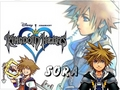Kingdom Hearts SORA &lt;3 - video-games wallpaper