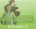 Korra HeadCanon