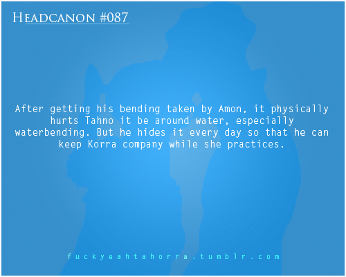 Korra HeadCanon - avatar-the-legend-of-korra Fan Art