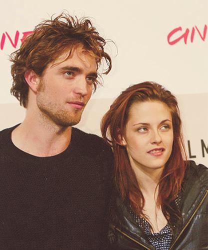 Kristen & Rob 2008