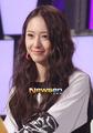 Krystal @ MBC Show Champion