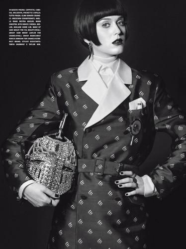 L'Uomo Vogue Magazinr