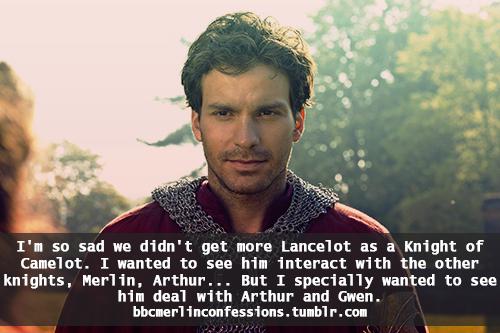 Lancelot Confession