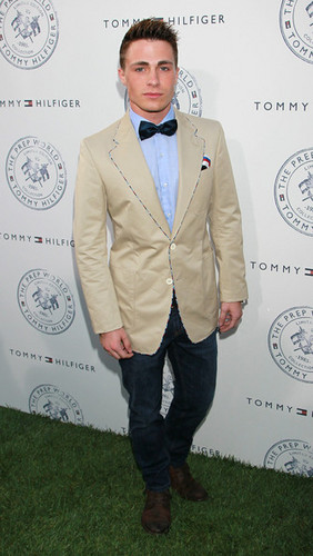 "Launch Party For Tommy Hilfiger's ""Prep World Pop Up House"""