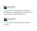 Lauren Oliver tweets about Requiem!