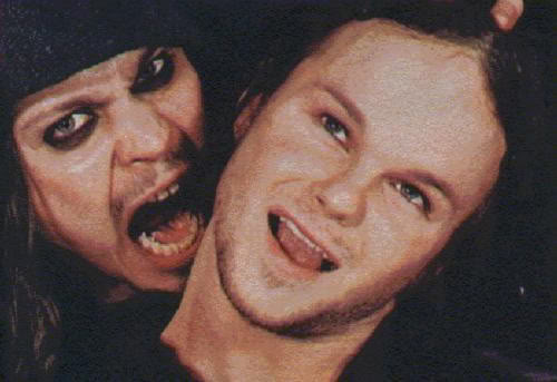 Lauri & Ville Valo - Lauri Ylonen Photo (31294892) - Fanpop