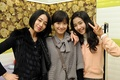 Lee Min Jung, Goo Hye Sun and Kim So Eun