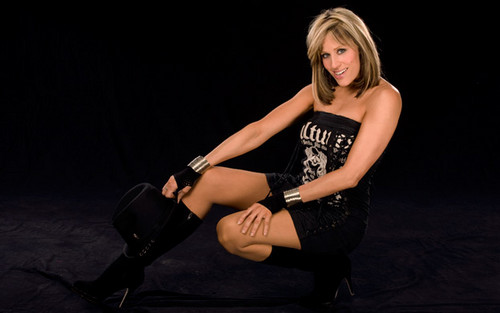 Lilian Garcia wallpaper called Lilian Garcia Photoshoot Flashback