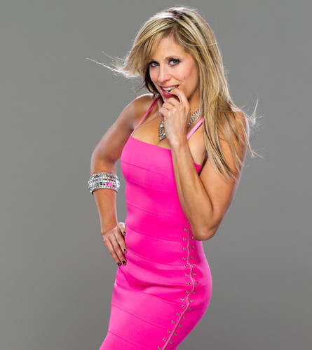 Lilian Garcia wallpaper probably containing a cocktail dress called Lilian Garcia Photoshoot Flashback