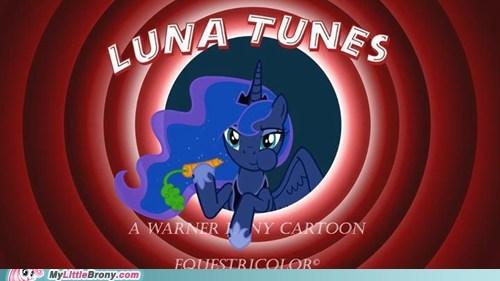 Luna Toons