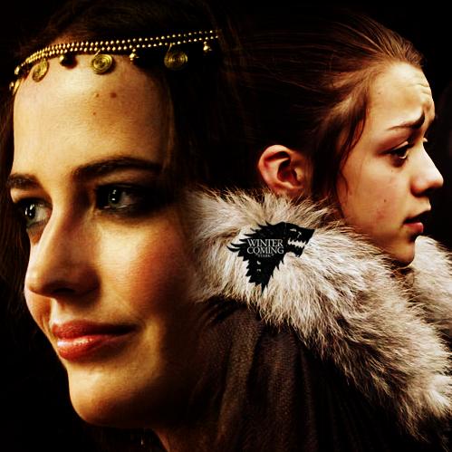 Lyanna & Arya