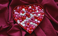 M&M's Heart