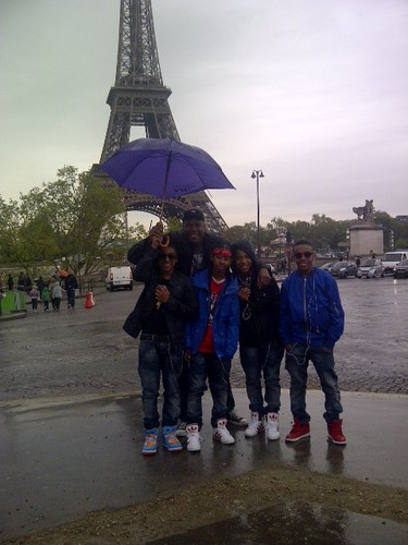 MB IN PARIS