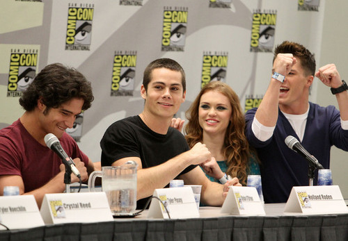 "MTV's ""Teen Wolf"" - Comic-Con 2011"