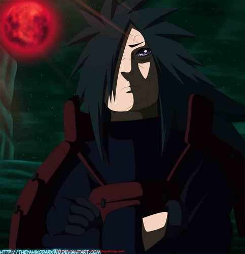 Naruto Shippuuden wallpaper containing anime entitled Madara