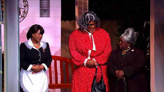 Madea Christmas.Madea S Christmas The Play Aunt Bam Photo 31296912 Fanpop